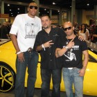 Shawn Marion Celebrity Cars