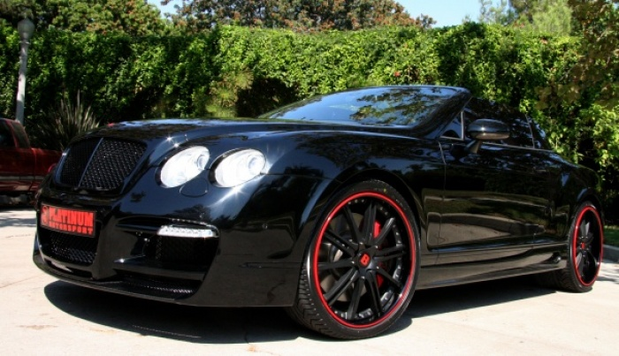 Kim Kardashian S Bentley Celebrity Carz