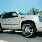 "Ryan Howard Escalade Chrome 26"" Asanti"