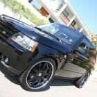 Kim Kardashian 2010 Range Rover Sport Black