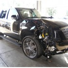 Tiger Woods Escalade Car Pictures