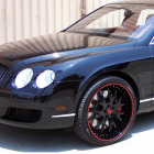 The Game Black Bentley Continental GT