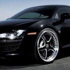 Audi R8 Rampage Jackson Car