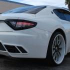 Carlos Boozer White Maserati Gran Turismo