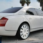 Carlos Boozer White Maybach