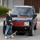 Ryan Sheckler Range Rover Black Asanti