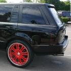 Ryan Sheckler Range Rover Black Asanti