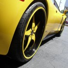 Gucci Mane Yellow Ferrari 458 Forgiato Wheels