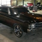 Carmelo Anthony Car 1971 Chevelle Orioles