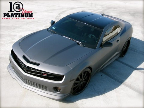 Camaro Grey on Grey Camaro Car Platinum Motorsport David Beckham Flat Grey Camaro