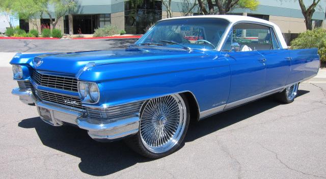 Tony Gwynn S 1964 Cadillac Fleetwood Celebrity Carz
