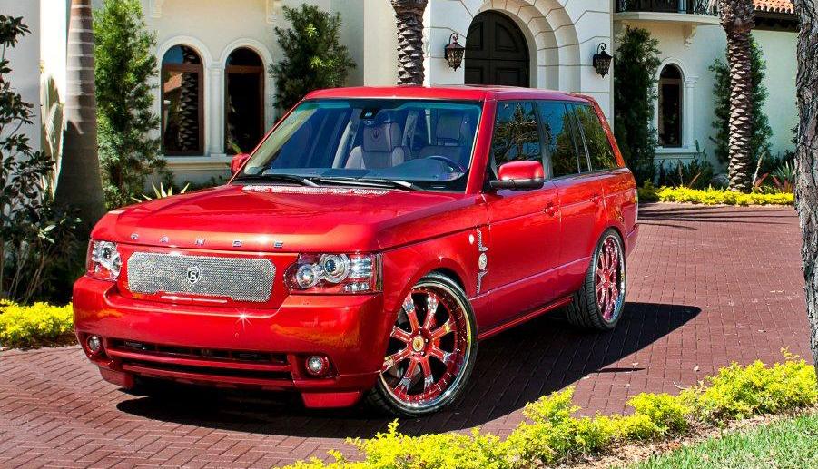 Range Rover Archives Celebrity Carz