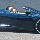 Mike the Situation Car Lamborghini Gallardo Blue Savini Wheels