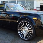 Frank Gore Rolls Royce Drophead