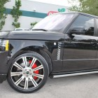 William Levy Range Rover