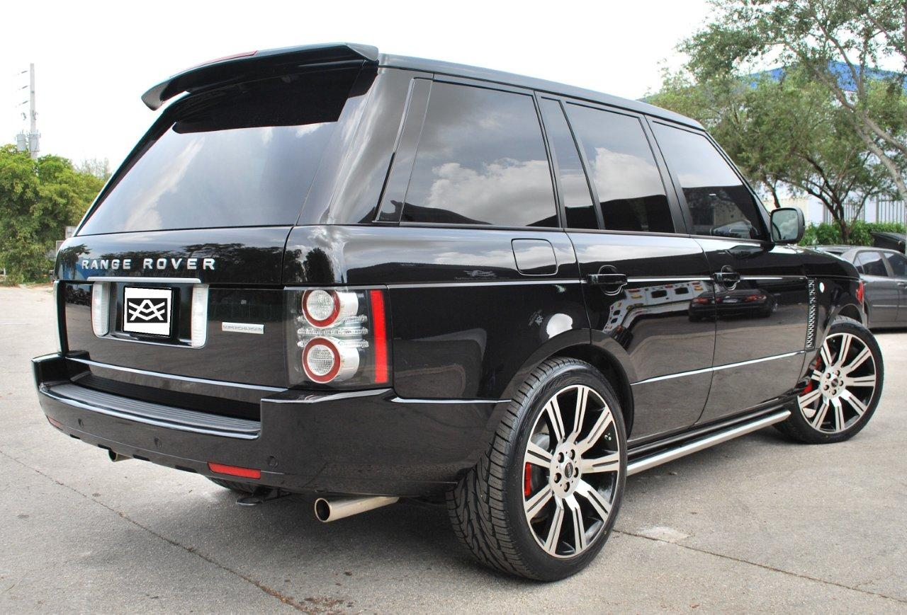 Range Rover Archives Celebrity Carz