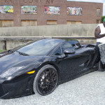 charles johnson lambo lp560