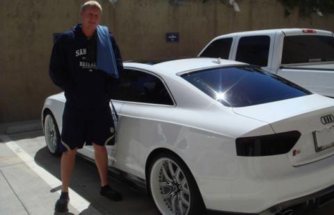 Matt Latos | Audi S5