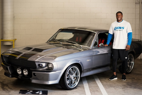 Reggie Bush Archives - Celebrity Carz