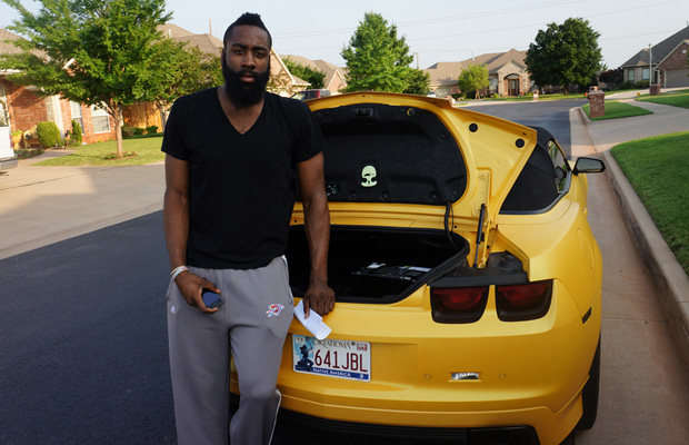 James Harden Archives - Celebrity Carz