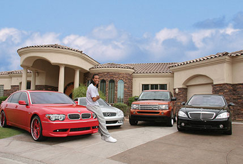 Larry Fitzgerald | Car Collection
