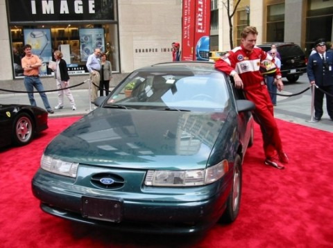 Conan O'Brien | Ford Taurus