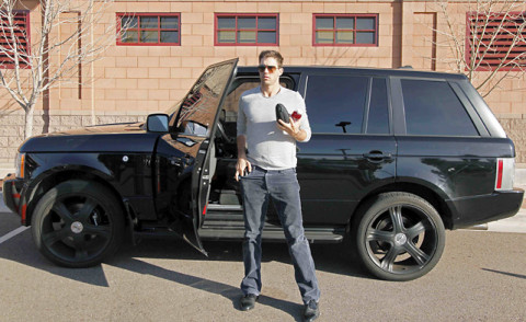 Barry Zito | Range Rover