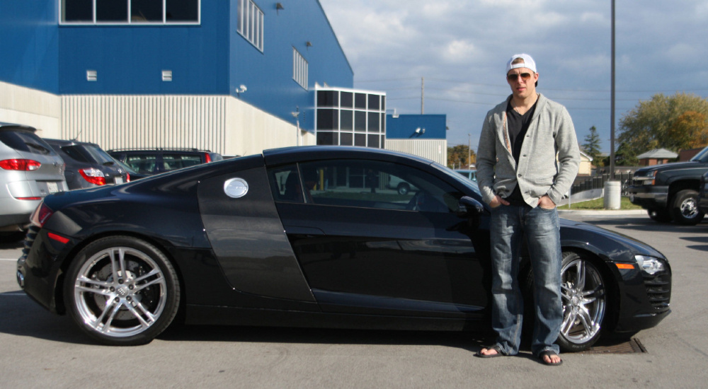 Kris Versteeg Archives Celebrity Carz
