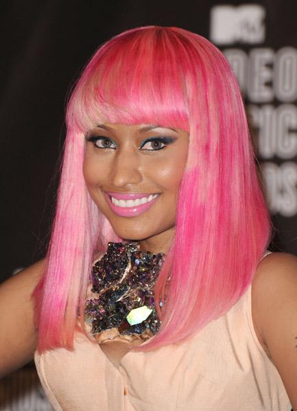 Nicki Minaj Pink Bentley Continental Gt Celebrity Carz
