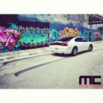 Marcell Ozuna Dodge Charger MC Customs
