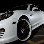 Eric Gordon's Porsche